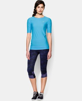 Women's UA Sun Sheer ½ Sleeve
