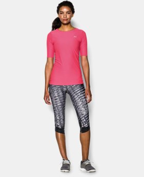 Women's UA Sun Sheer ½ Sleeve LIMITED TIME: FREE U.S. SHIPPING 1 Color $26.99
