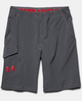 Boys' UA Elevate Shorts
