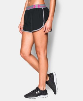 Women's UA Perfect Pace Short EXTRA 25% OFF ALREADY INCLUDED 4 Colors $13.49 to $17.24