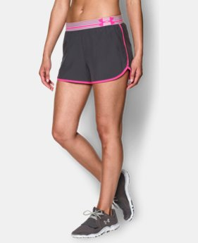 Women's UA Perfect Pace Short  1 Color $20.24