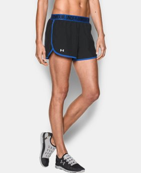 Women's UA Perfect Pace Short LIMITED TIME: FREE U.S. SHIPPING  $13.49 to $22.99