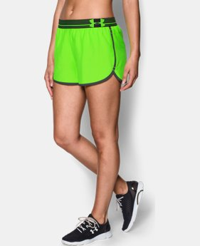 Women's UA Perfect Pace Short LIMITED TIME: FREE U.S. SHIPPING 2 Colors $13.49 to $22.99