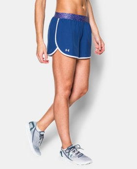 Women's UA Perfect Pace Short EXTRA 25% OFF ALREADY INCLUDED 3 Colors $13.49 to $17.24