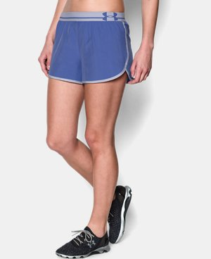 Women's UA Perfect Pace Short LIMITED TIME: FREE U.S. SHIPPING 1 Color $13.49 to $17.99