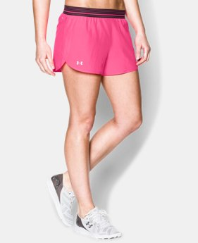 Women's UA Perfect Pace Short  6 Colors $26.99