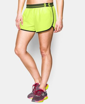 Women's UA Perfect Pace Short LIMITED TIME: FREE U.S. SHIPPING 1 Color $13.49 to $22.99