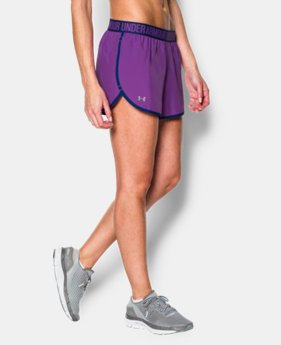 Women's UA Perfect Pace Short  1 Color $26.99
