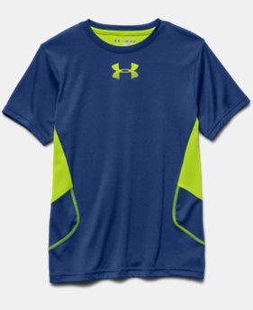 Boys' UA Tech™ Patterned T-Shirt