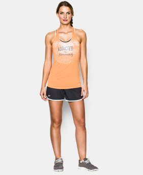 Women's UA Addicted To Running Tank