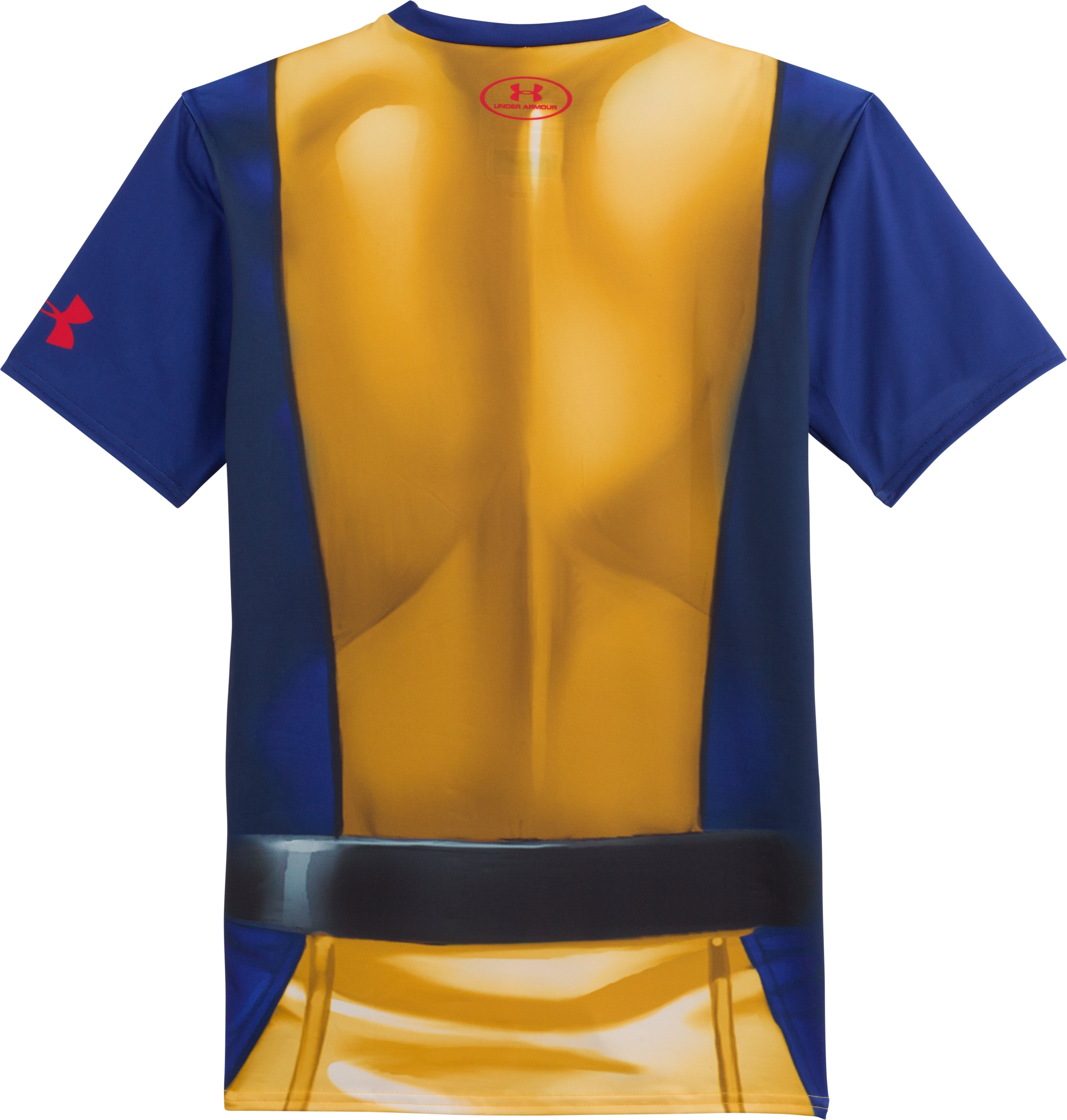Men's Under Armour® Alter Ego X-Men Compression Short Sleeve, Vegas Gold