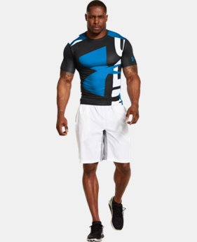 Men's UA Branded Compression Shirt