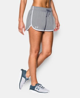 Women's UA Tech™ Shorts  4 Colors $18.99