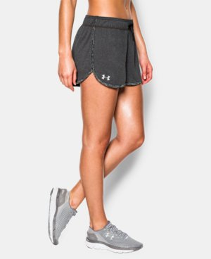 Women's UA Tech™ Shorts LIMITED TIME OFFER + FREE U.S. SHIPPING  $18.74