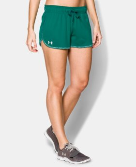 Women's UA Tech™ Shorts  1 Color $14.24