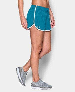 Women's UA Tech™ Shorts LIMITED TIME OFFER + FREE U.S. SHIPPING 1 Color $18.74
