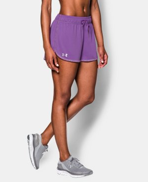 Women's UA Tech™ Shorts LIMITED TIME: FREE SHIPPING 1 Color $22.49