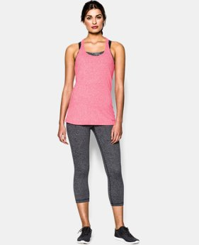 Women's UA Charged Cotton® Tri-Blend Stadium Tank  2 Colors $18.99