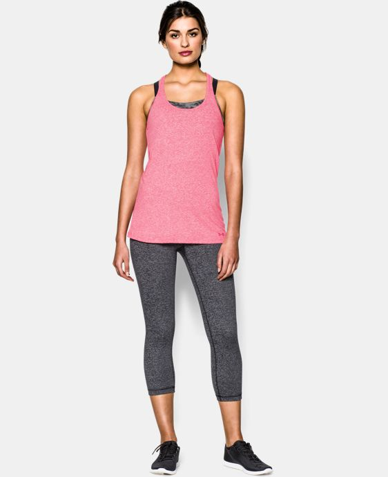 Women's UA Charged Cotton® Tri-Blend Stadium Tank LIMITED TIME: FREE U.S. SHIPPING 1 Color $18.99