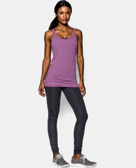 Women's UA Long & Lean Tank with Shelf Bra LIMITED TIME: FREE U.S. SHIPPING 1 Color $29.99