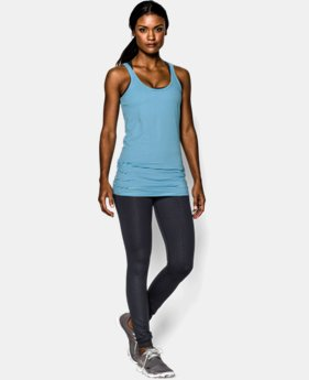 Women's UA Long & Lean Tank with Shelf Bra