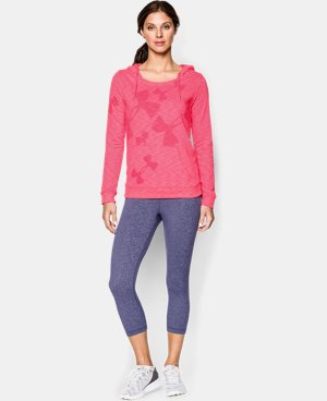 Women's UA Kaleidelogo Pullover Hoodie LIMITED TIME: FREE U.S. SHIPPING 1 Color $29.24