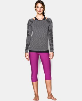 Women's UA Kaleidelogo Pullover Long Sleeve  3 Colors $35.99 to $44.99