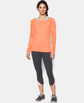 Women's UA Kaleidelogo Pullover Long Sleeve