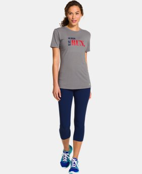 Women's UA Eat Sleep Run T-Shirt