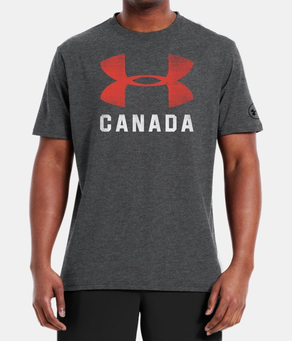 men s canada pride t shirt under armour us ForUnder Armour Shirts Canada
