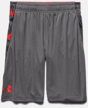 Boys' UA Combine® Training Shorts