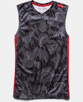 Boys' UA Combine® Training Tank LIMITED TIME: FREE U.S. SHIPPING  $20.99