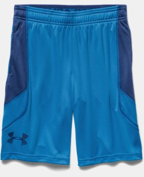 Boys' UA Tech™ Patterned Shorts