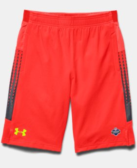 Boys' NFL Combine Authentic Woven Shorts