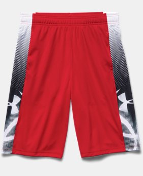 Boys' UA Jump Over 'Em Basketball Shorts