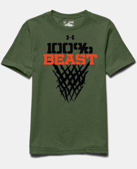 Boys' UA 100% Beast T-Shirt