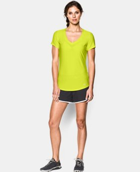 Women's UA Perfect Pace T-Shirt LIMITED TIME: FREE U.S. SHIPPING 1 Color $20.99 to $25.99