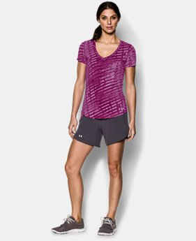 Women's UA Perfect Pace Printed T-Shirt
