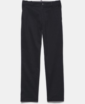 Boys' UA Utility Club Golf Pants