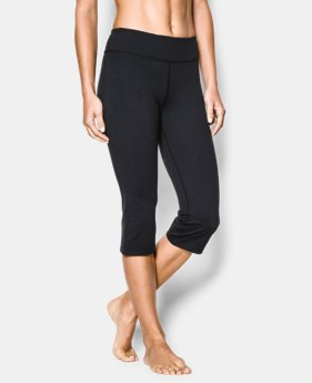 Women's UA Studio City Hopper Capri  1 Color $44.99