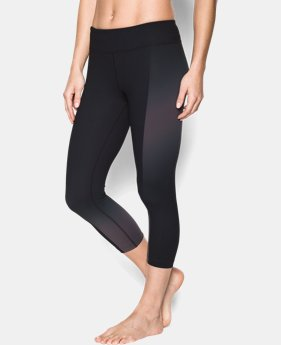 Women's UA StudioLux® Artsy Capri  1 Color $51.99