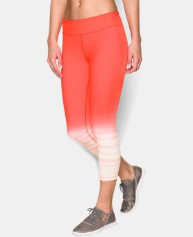 Women's UA StudioLux® Artsy Capri  1 Color $41.99 to $51.99