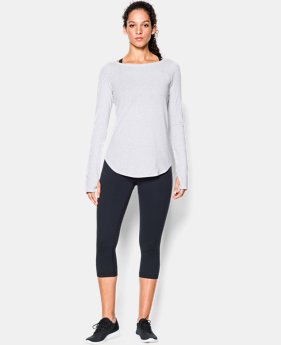 Women's UA Transit Long Sleeve  1 Color $37.99
