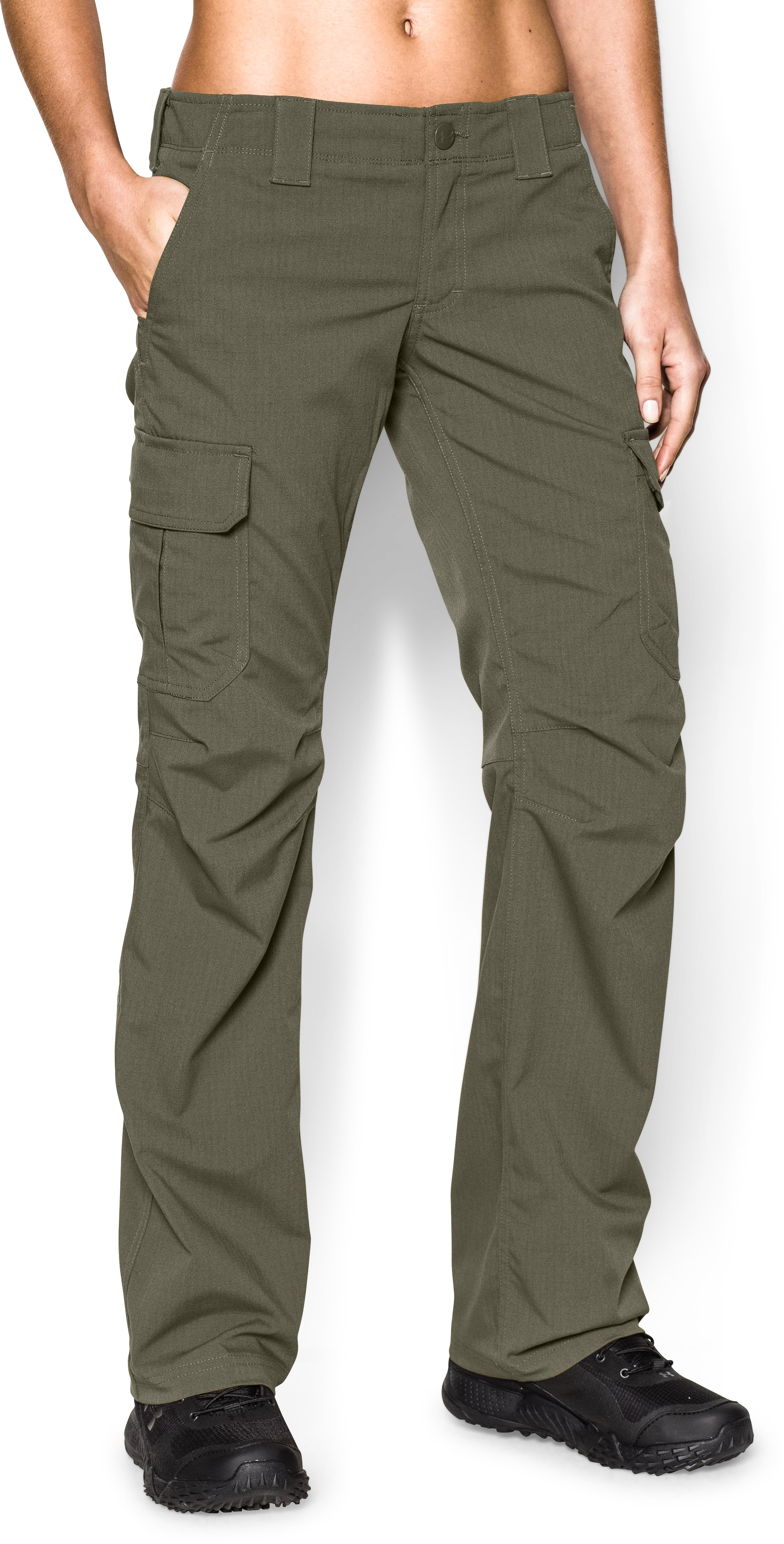 Women's UA Tactical Patrol Pant, Marine OD Green