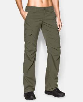 Women's UA Tactical Patrol Pant  1  Color Available $89.99