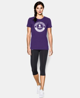 Women's UA WWP Honor & Empower T-Shirt
