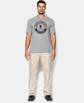Men's UA WWP Circle T-Shirt  1 Color $18.99