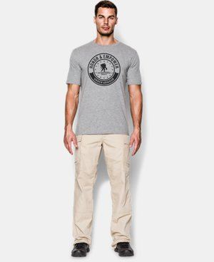 Men's UA WWP Circle T-Shirt LIMITED TIME: FREE U.S. SHIPPING 1 Color $18.99