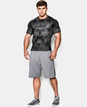 Men's Under Armour® 100% Beast Lion Compression Shirt
