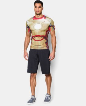 Men's Under Armour® Alter Ego Iron Man Compression Shirt